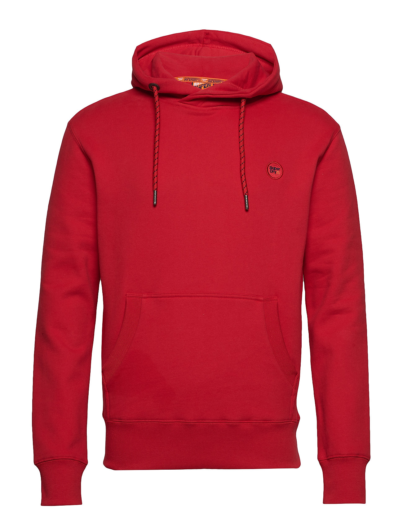 Superdry COLLECTIVE HOOD - ROUGE RED