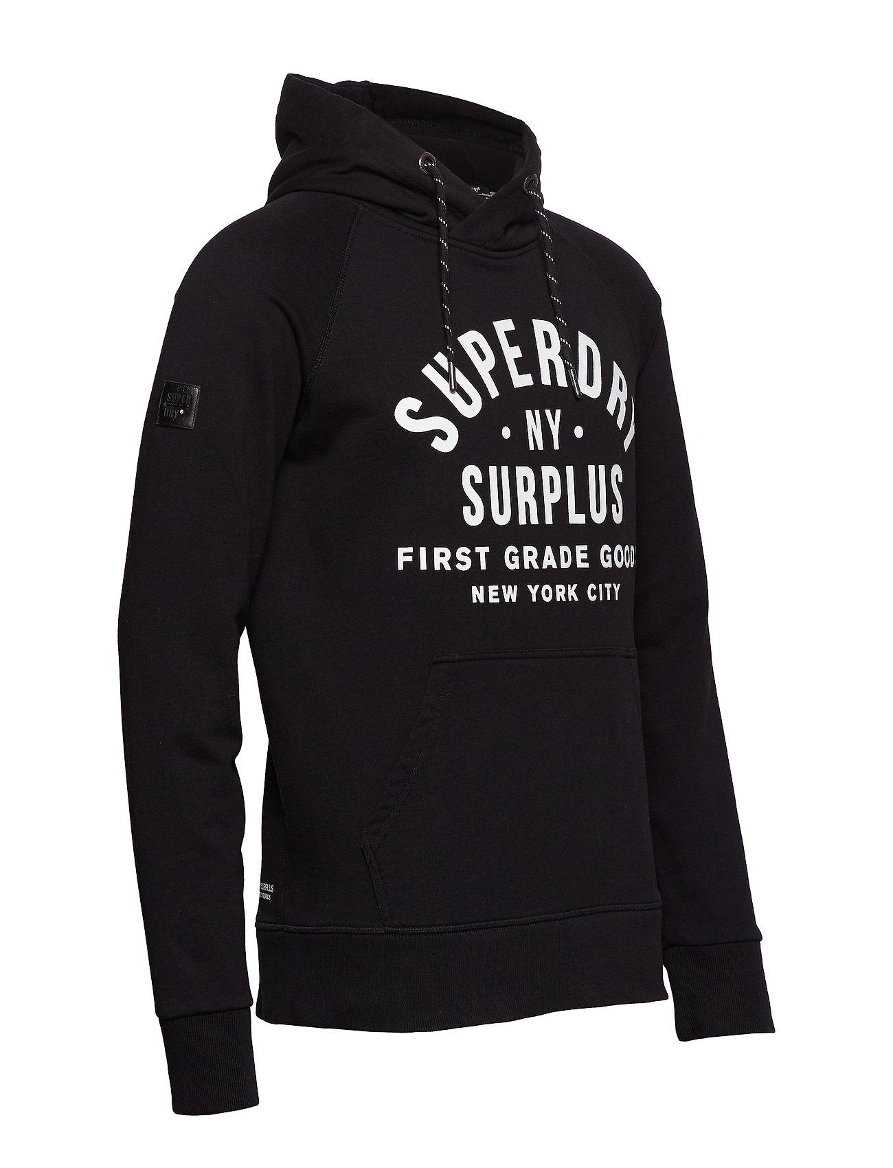 Goods Graphic Hoodjet Surplus Surplus BlackSuperdry dQeBrxCoW