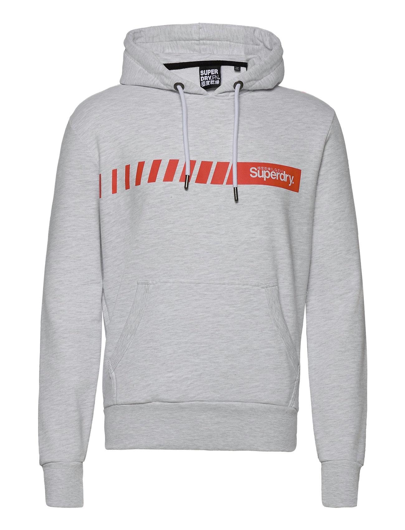 Superdry Herren Core Logo Sport Stripe Freizeithemd