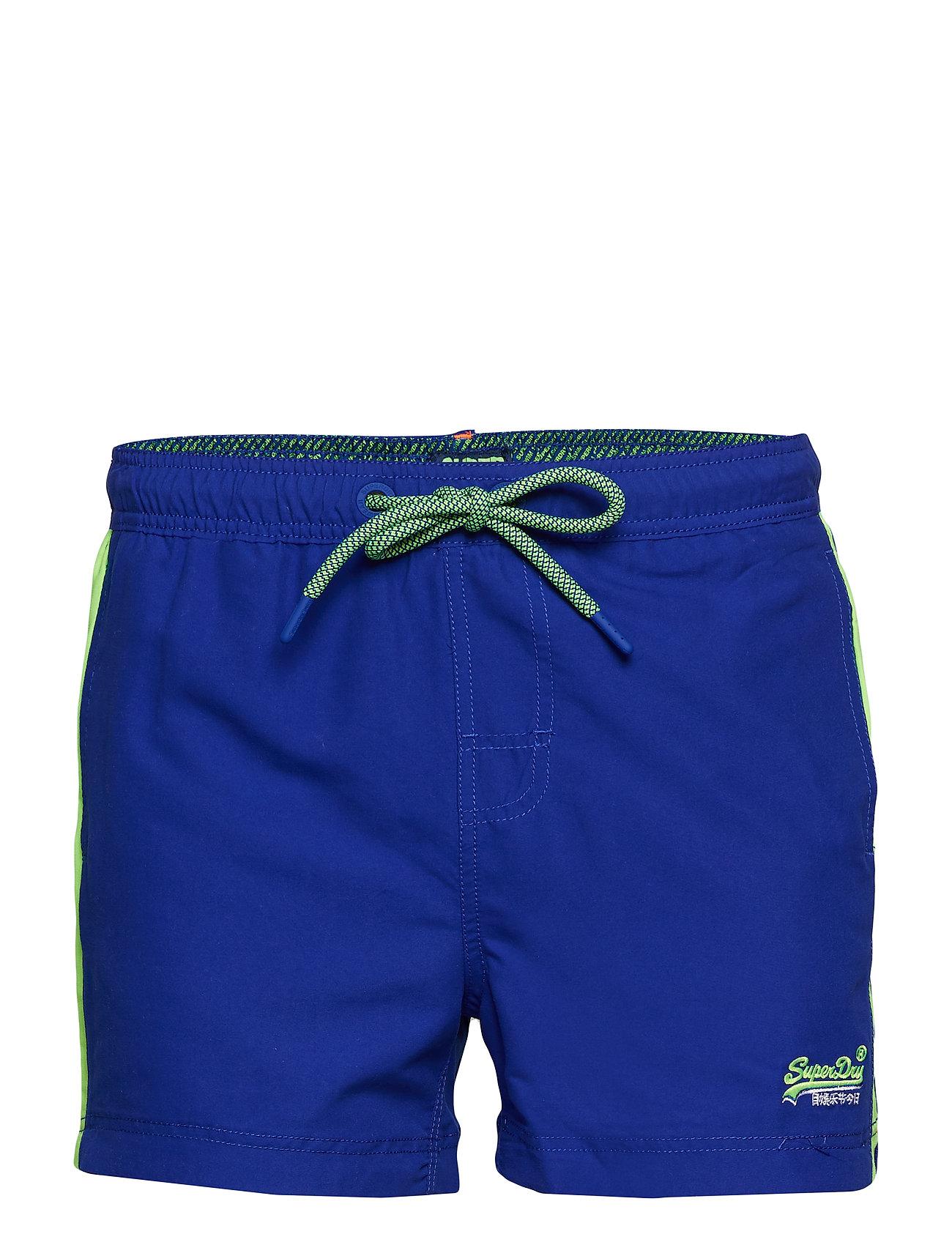 Beach Shortracer CobaltSuperdry Swim Volley nwX8kO0P