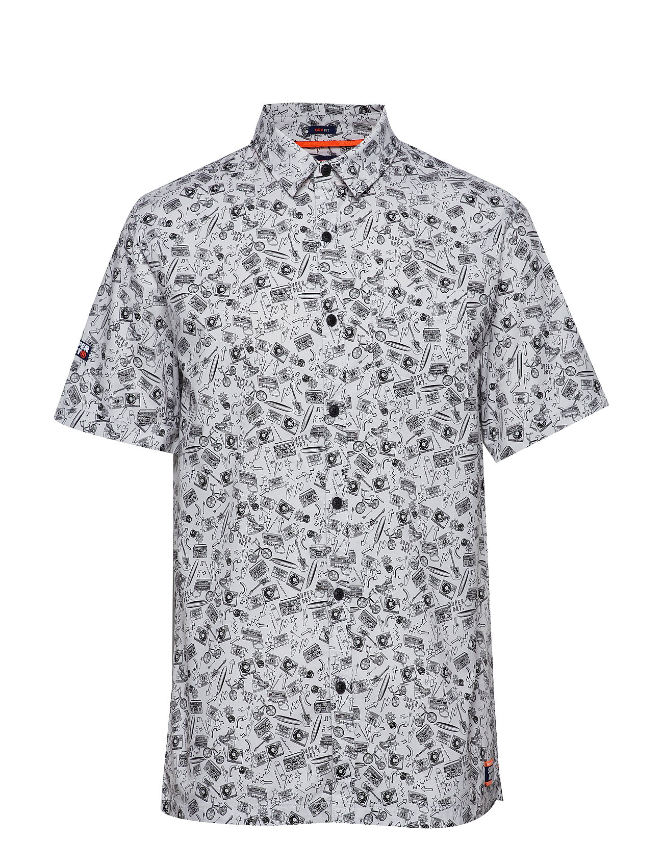 Superdry SEATTLE SKATE S/S SHIRT