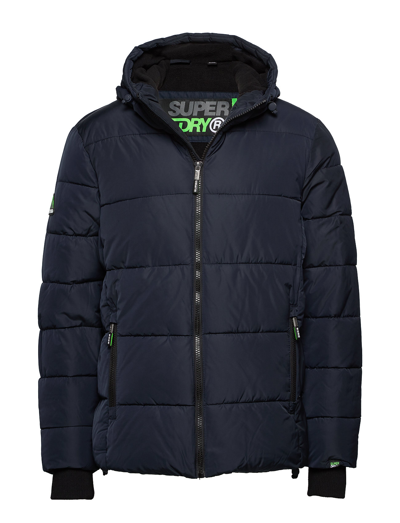 Superdry SPORTS PUFFER - INK
