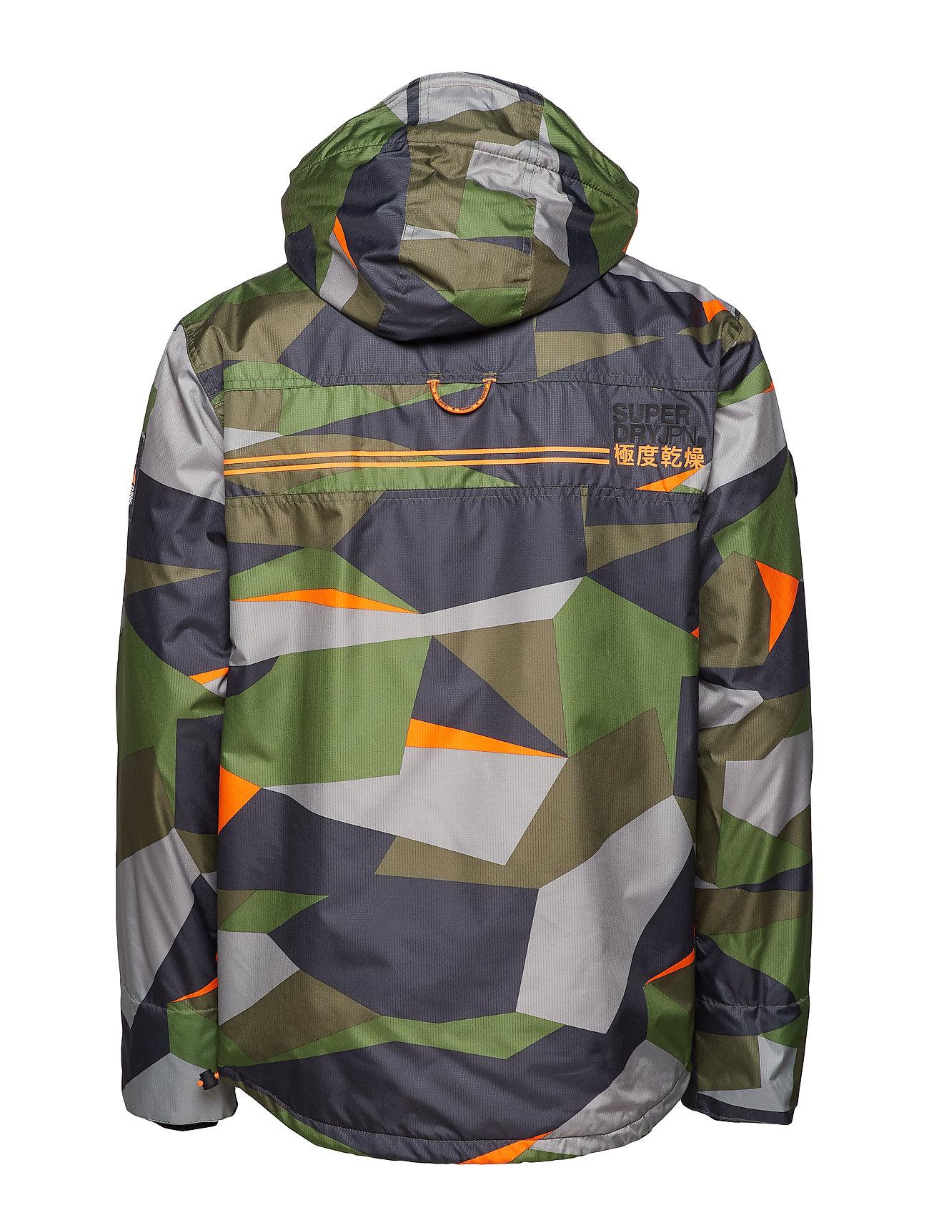 Hooded fluro Polar Windattackerpop Geo OrangeSuperdry Camo xdBeCo