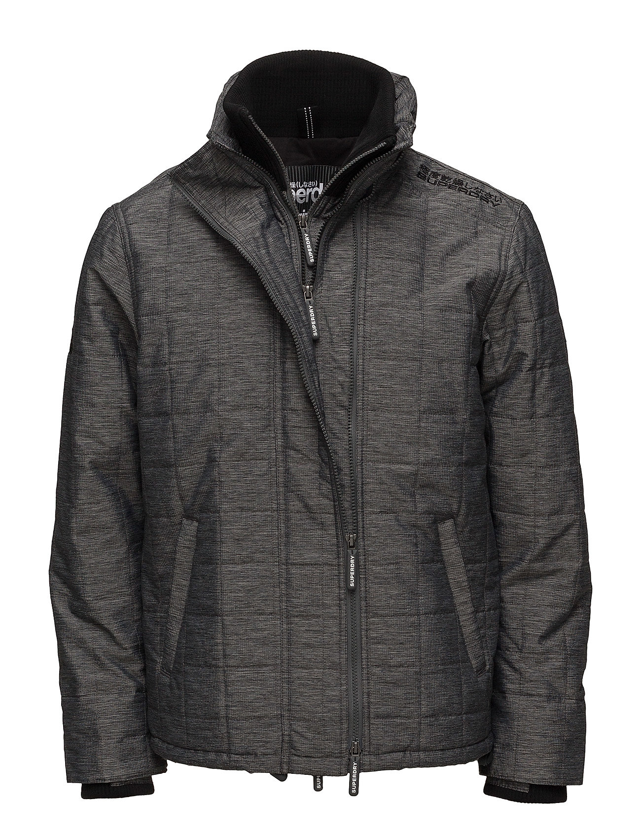 Image of Quilted Athletic Windcheater (3028876631)