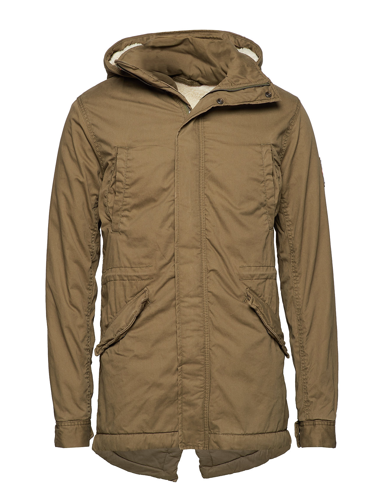 Superdry ROOKIE MILITARY PARKA