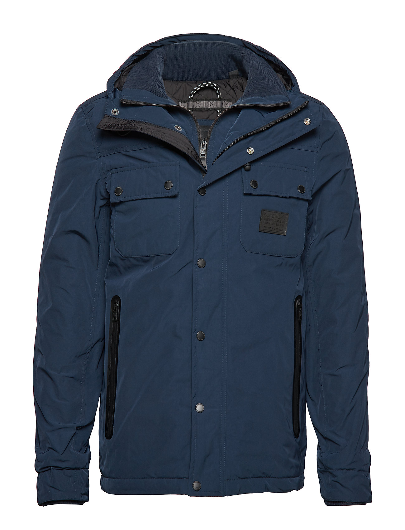 Superdry VESSEL JACKET - SUPER DARK NAVY