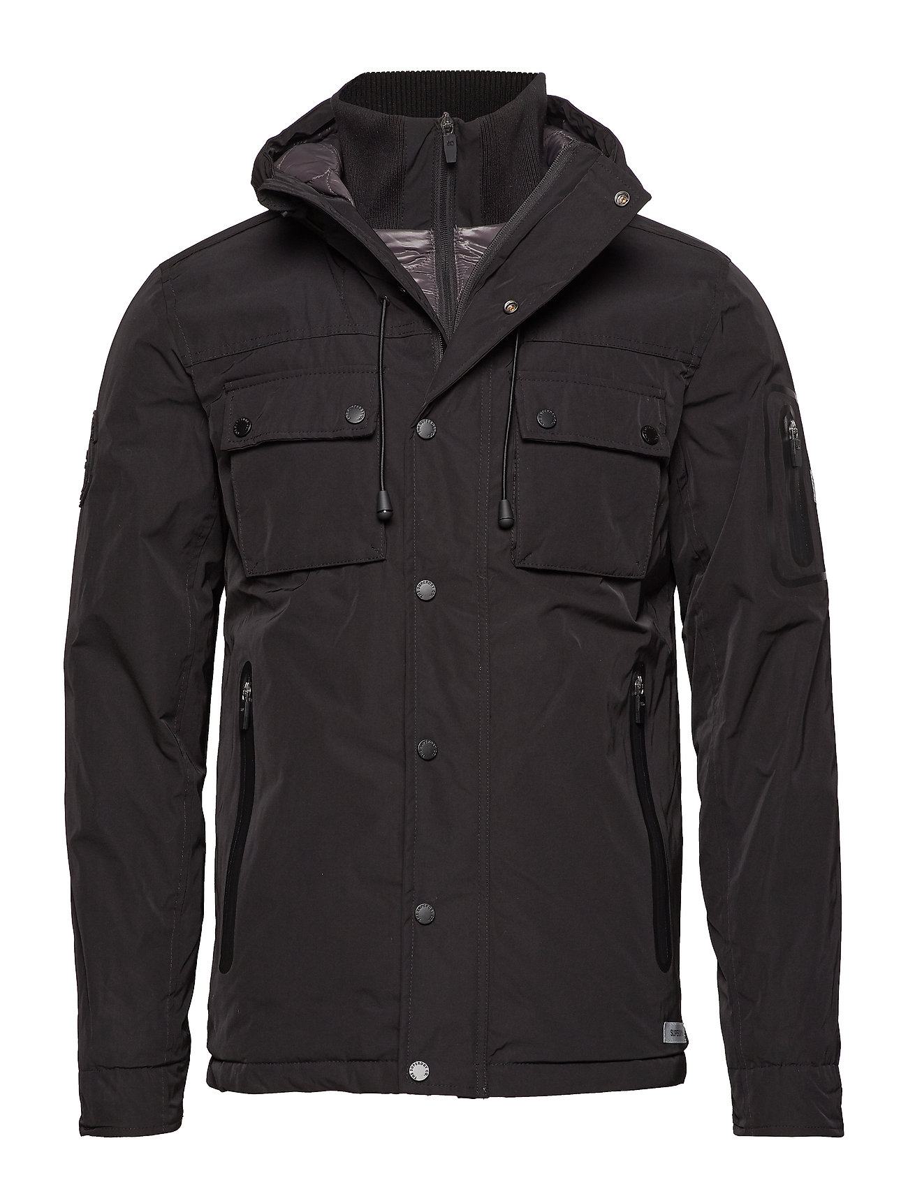 Superdry VESSEL JACKET - BLACK