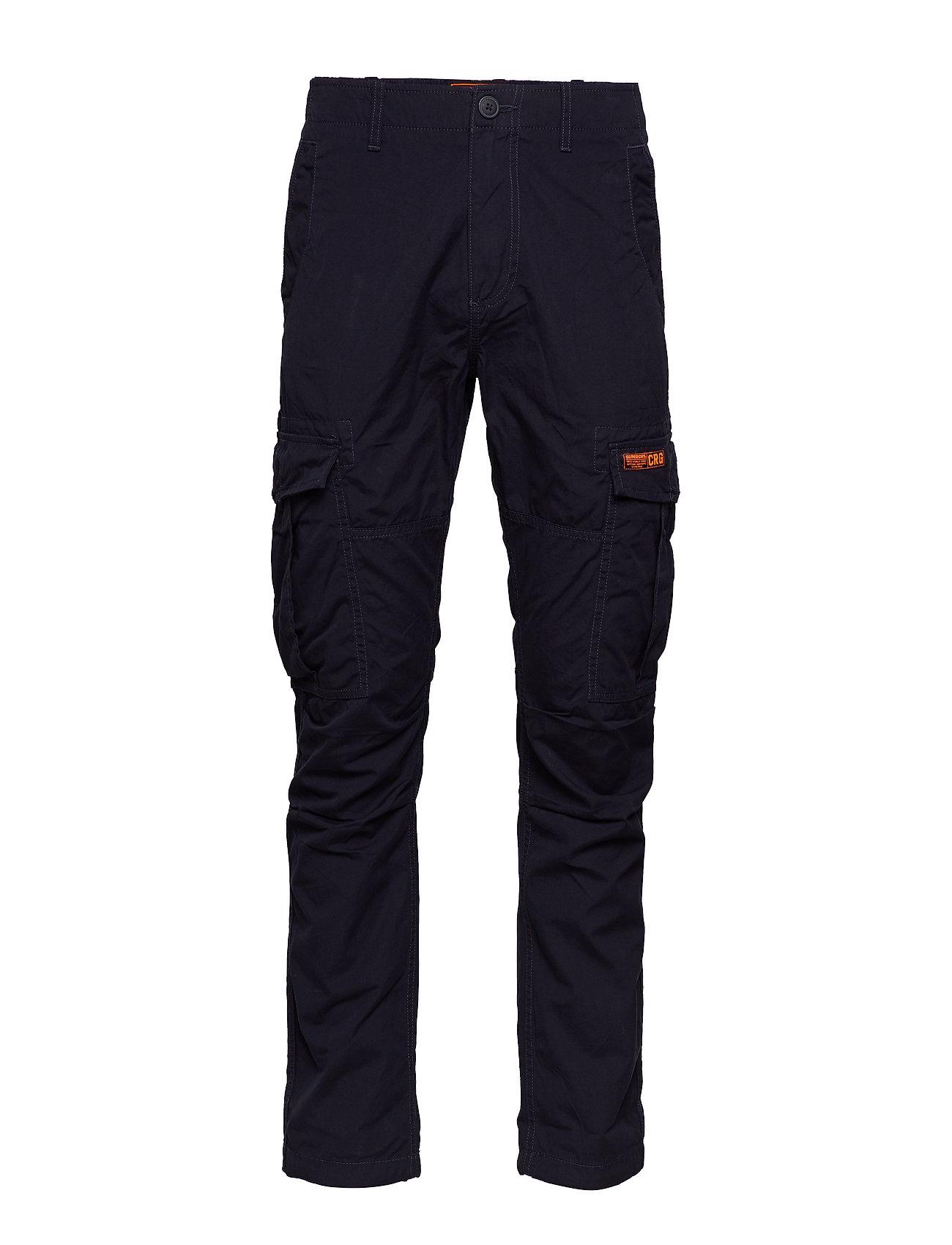 Image of Parachute Cargo Pant Trousers Cargo Pants Blå Superdry (3307692279)