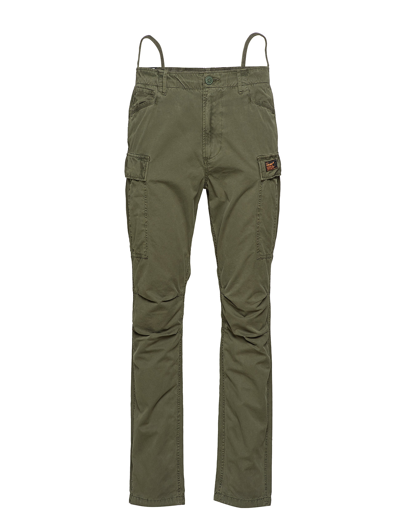 Image of Core Cargo Pant Trousers Cargo Pants Grøn Superdry (3102802045)