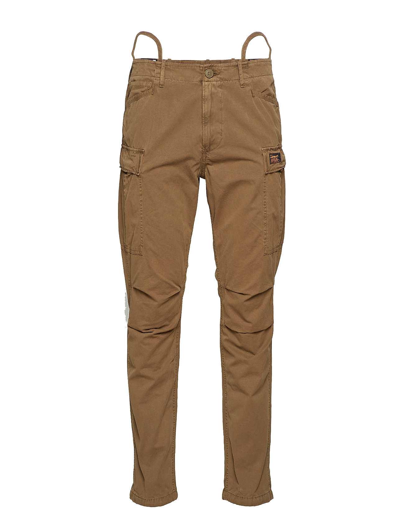 Image of Core Cargo Pant Trousers Cargo Pants Brun Superdry (3105943253)