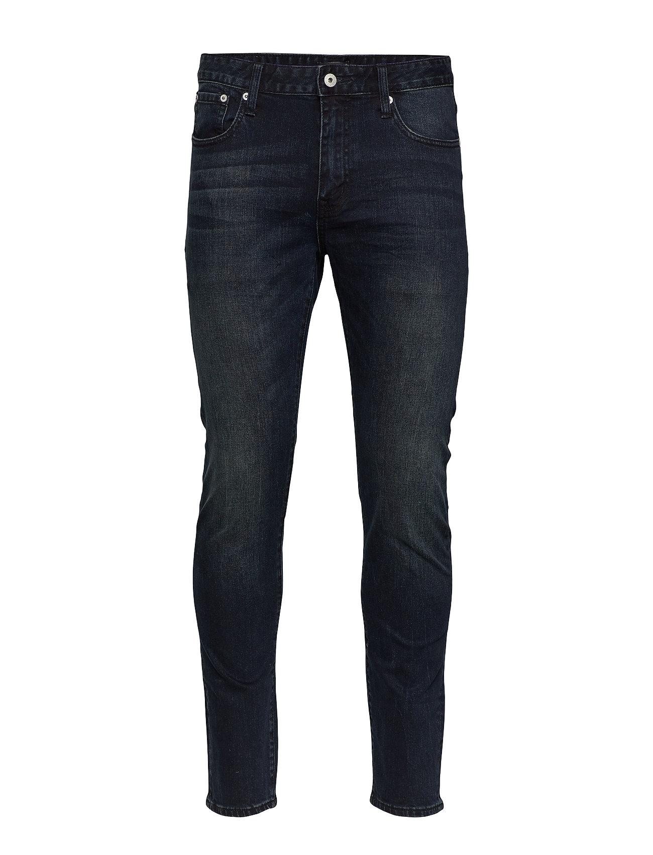 03 Tyler Slim Slim Jeans Blå Superdry