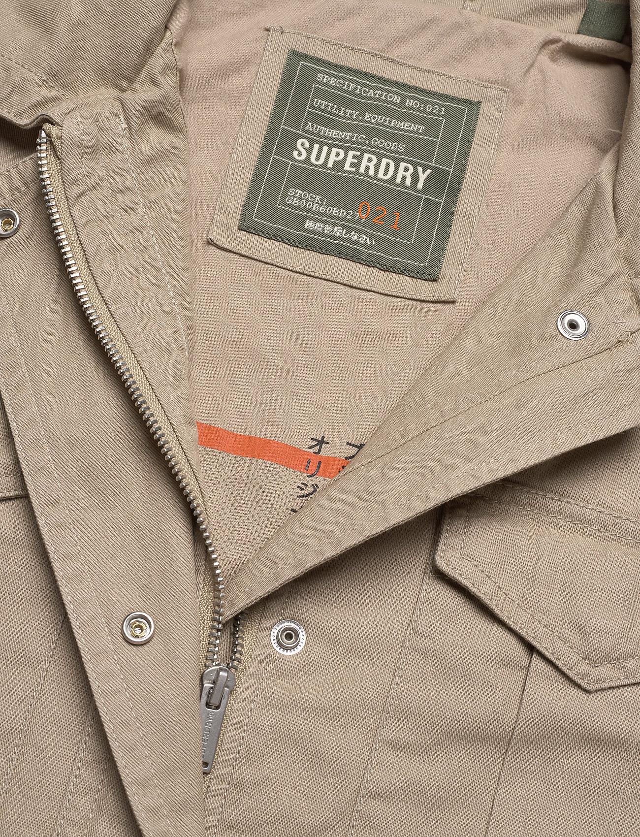 Superdry Desert Rookie Jacket - Vestes Et Manteaux Seneca Rock