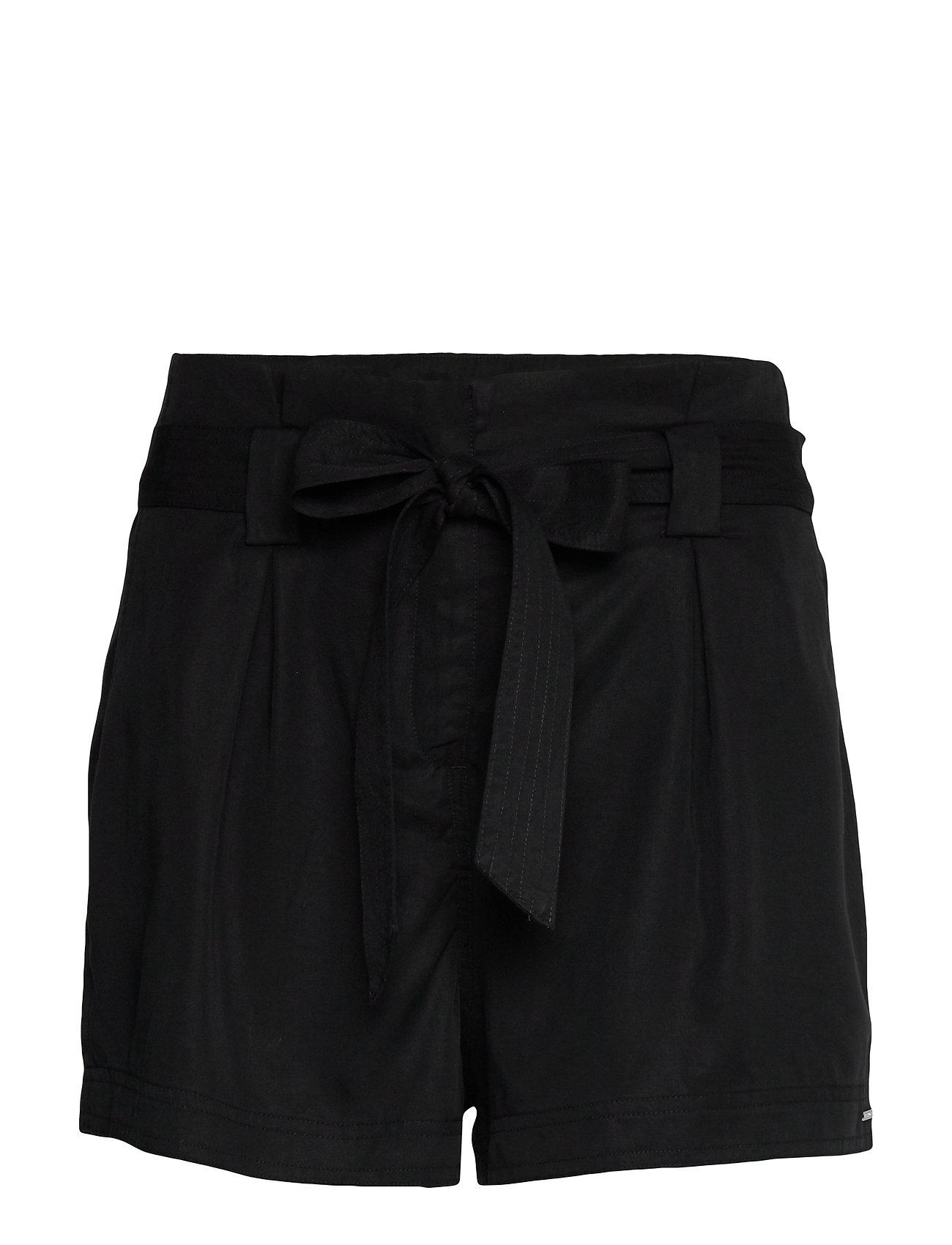 Image of Desert Paper Bag Short Shorts Flowy Shorts/Casual Shorts Sort Superdry (3351891067)