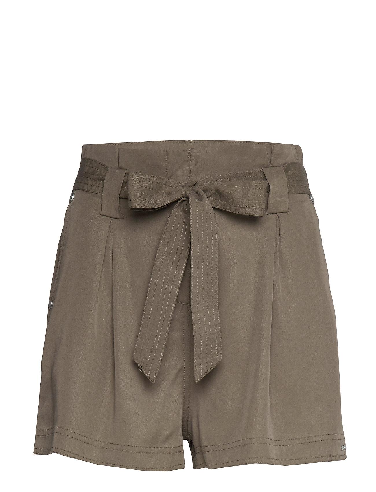 Image of Desert Paper Bag Short Shorts Flowy Shorts/Casual Shorts Brun Superdry (3351891069)