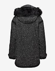Superdry - FJORD OVOID PARKA - parka coats - grey twill boucle - 3