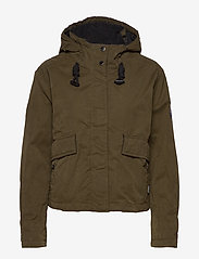 Superdry - TRAIL DRIFT JACKET - down- & padded jackets - olive - 2