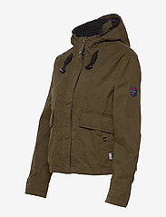 Superdry - TRAIL DRIFT JACKET - down- & padded jackets - olive - 3