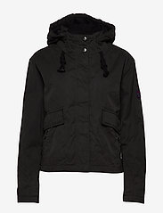Superdry - TRAIL DRIFT JACKET - down- & padded jackets - washed black - 5