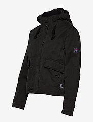 Superdry - TRAIL DRIFT JACKET - down- & padded jackets - washed black - 6