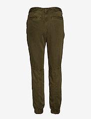 Superdry - LACE ROOKIE PANT - spodnie dresowe - laurel khaki - 1