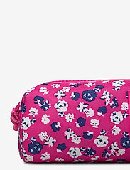 Superdry - MS DITSY MONTANA PENCIL CASE - etui - fluro pink/white - 3