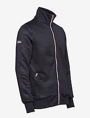 Superdry - ORANGE LABEL TRI TRACK TOP - track jackets - navy - 2