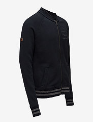 superdry applique sweat bomber