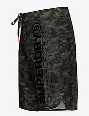 Superdry - DEEP WATER BOARD SHORT - board shorts - khaki camo aop - 2