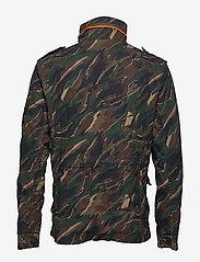 Superdry - CLASSIC ROOKIE 4 POCKET JACKET - light jackets - black kho - 3