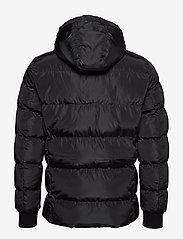 Superdry - CONVERTER PUFFER - padded jackets - black - 2