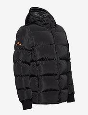 Superdry - CONVERTER PUFFER - padded jackets - black - 3
