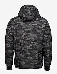 Superdry - CONVERTER PUFFER - padded jackets - black - 5