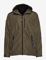 Superdry - SURPLUS GOODS HIKER JACKET - light jackets - surplus goods army kho - 0