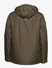 Superdry - SURPLUS GOODS HIKER JACKET - light jackets - surplus goods army kho - 2