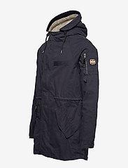 Winter Aviator Parka (Dark Navy) (719.40 kr) Superdry