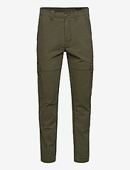 Superdry - CORE CARGO - cargobukser - authentic khaki - 0