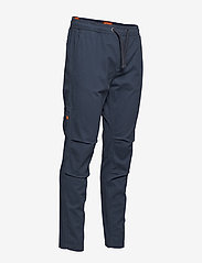 Superdry - CORE UTILITY PANT - bojówki - drift blue - 2