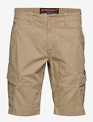 Superdry - CORE CARGO SHORTS - cargo shorts - dress beige - 0