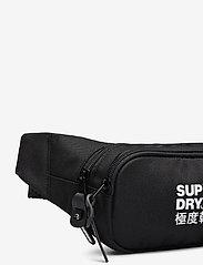 Superdry - Small Bumbag - vyölaukut - black - 3