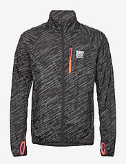 Superdry - TRAINING LIGHTWEIGHT REFL JKT - sportjacken - black reflective - 1