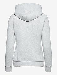 Superdry - OL CLASSIC ZIPHOOD - hoodies - light grey marl - 1