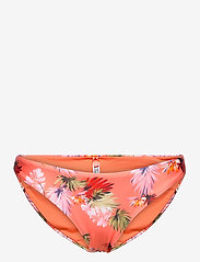 Superdry - SURF BIKINI BRIEF - bikini bottoms - brush palm persimmon - 0