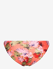 Superdry - SURF BIKINI BRIEF - bikini bottoms - brush palm persimmon - 1