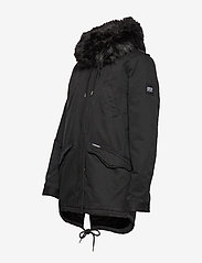 Superdry - FALCON ROOKIE PARKA - parka coats - military black - 5
