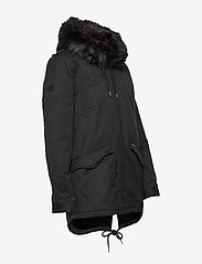 Superdry - FALCON ROOKIE PARKA - parka coats - military black - 6