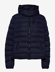 Superdry - Summer Microfibre Jacket - fôrede jakker - atlantic navy - 1