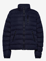 Superdry - Summer Microfibre Jacket - fôrede jakker - atlantic navy - 2