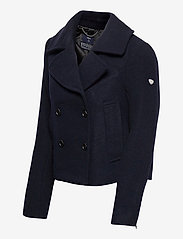 Superdry - Wool Crop Peacoat - wool jackets - eclipse navy - 2