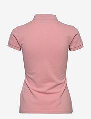 Superdry - POLO SHIRT - polohemden - soft pink - 1