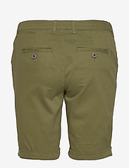 Superdry - CITY CHINO SHORT - bermuda-shortsit - capulet olive - 1